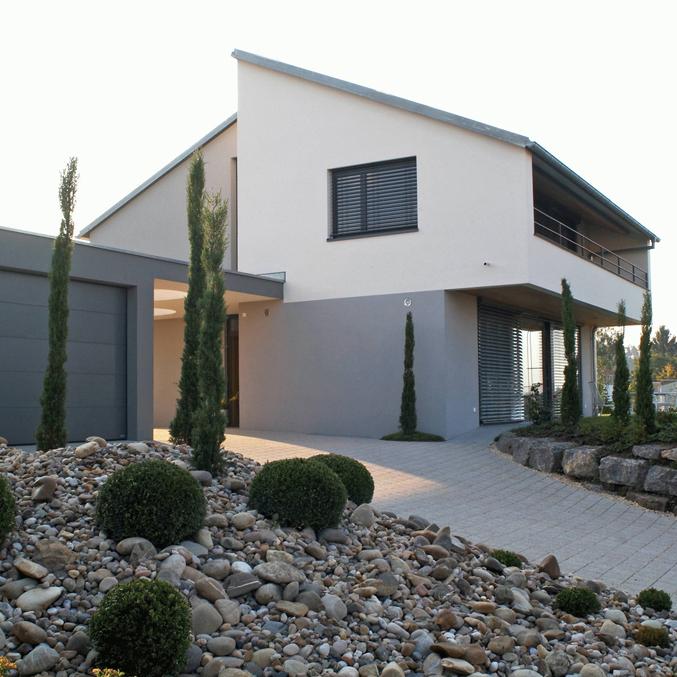 einfamilienhaus in ottenbronn nordschwarzwald mrm a architekt dipl ing. Black Bedroom Furniture Sets. Home Design Ideas
